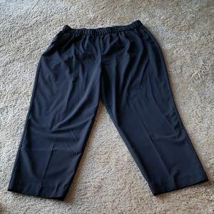 Polyester slacks